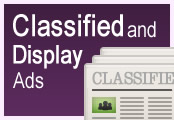 Classified and Display Ads
