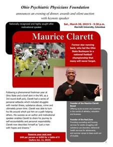 Oppf Flyer For Sat Evening Maurice Clarret
